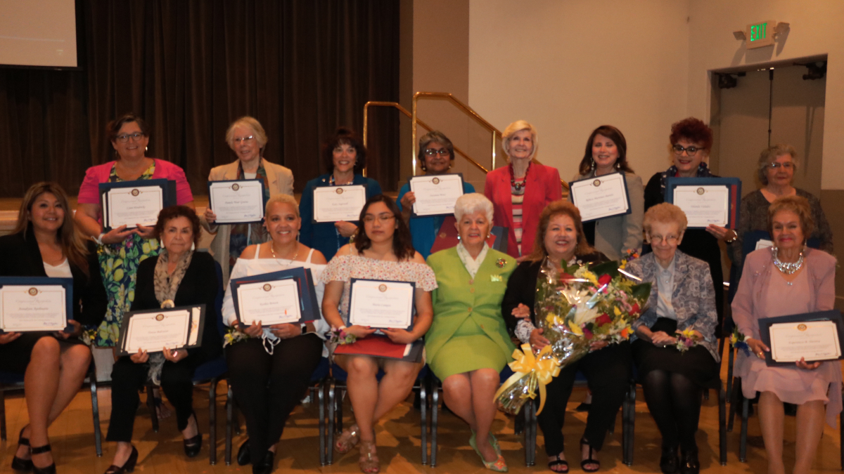"Napolitano Honors 2018 ""Unsung Heroines"" Women of the Year"