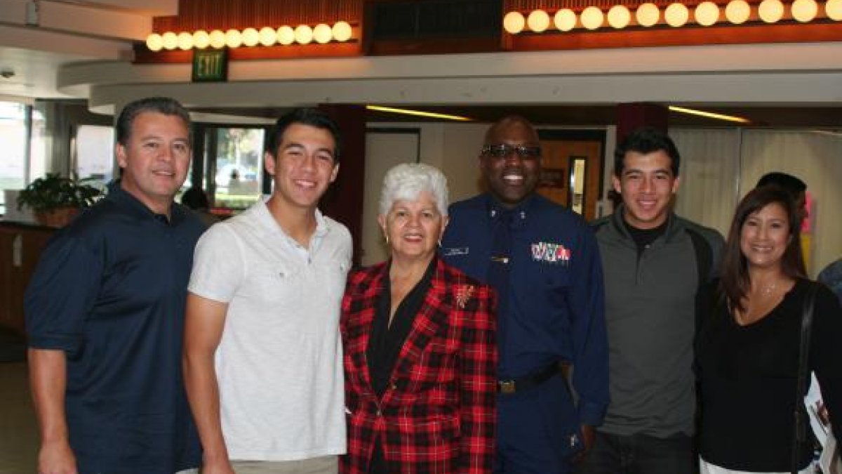 Rep. Napolitano Hosts Annual Military Academy Day