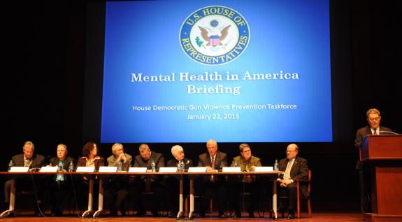 Press Release: Rep. Napolitano Co-Hosts Gun Violence Prevention Task Force Mental Health Briefing