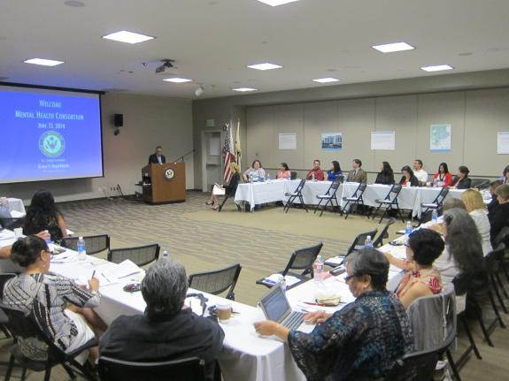 Rep. Napolitano Hosts Mental Health Roundtable