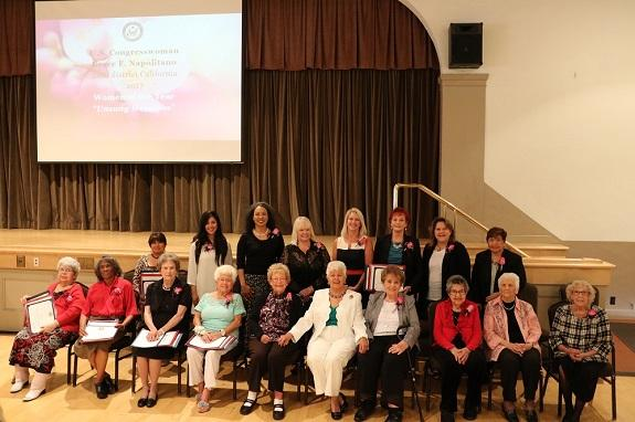 """Napolitano Honors 2017 """"Unsung Heroines"""" Women of the Year"""