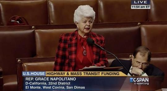 Rep. Napolitano Secures Major Victories for California in FAST Act feature image
