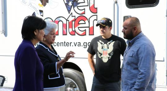 Congresswomen Napolitano & Chu Bring VA to San Gabriel Valley at Annual Veterans Forum feature image