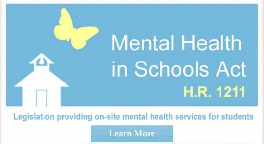 Mental Health in Schools Act feature image