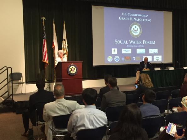 SoCal Water Forum Presentations by Panelists